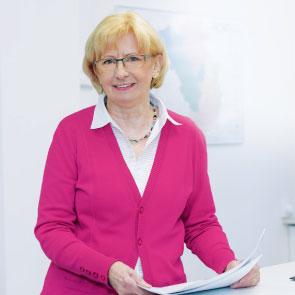 Renate Schürmann – Verabschiedung in den Ruhestand