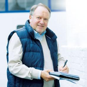 Theodor Krajka – Verabschiedung in den Ruhestand