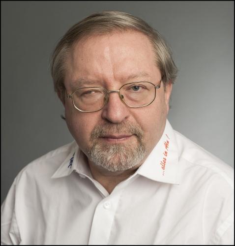 Knut Kolmer  –  ein Leben für COMETEC